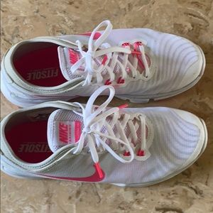 Nike ladies training shoes with Fitsole